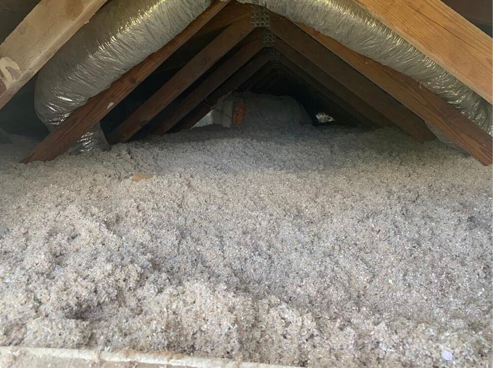 Bastrop home insulation