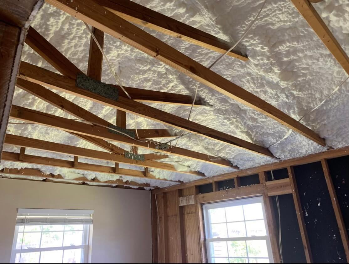 spray in insulation Winnsboro